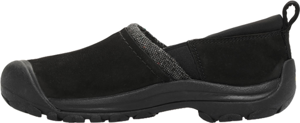 Women's Keen Kaci II Winter Slip On Clog, Black/Black, large, image 3