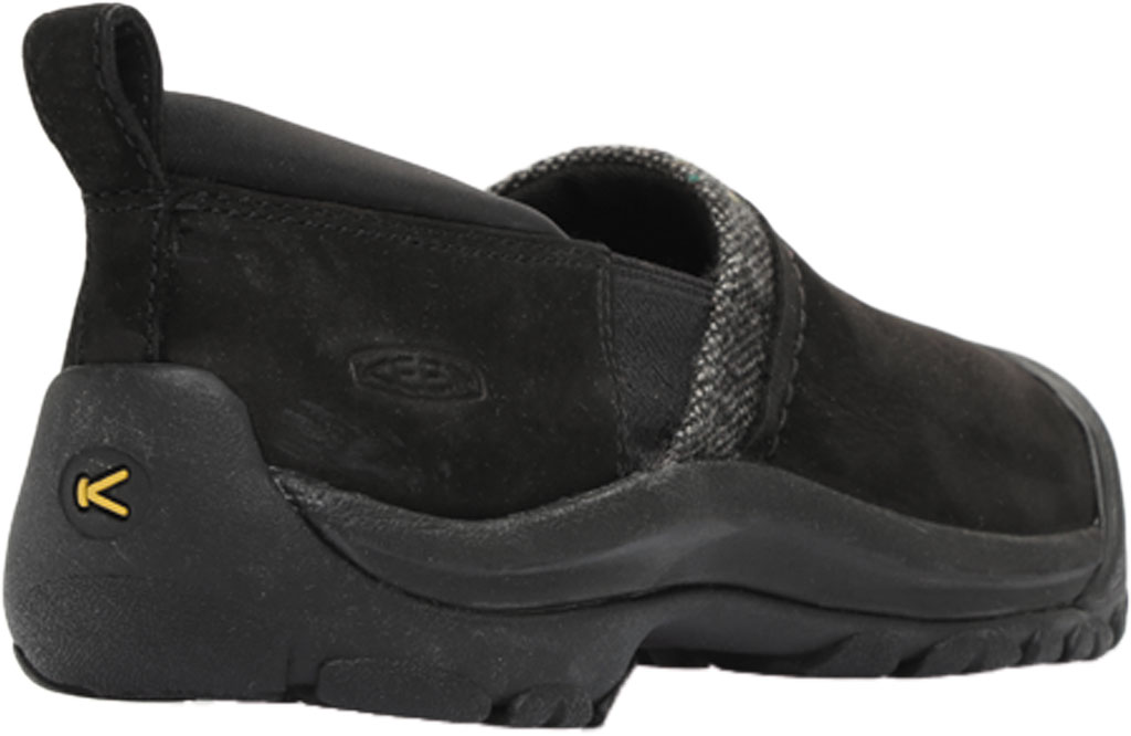 Women's Keen Kaci II Winter Slip On Clog, Black/Black, large, image 4