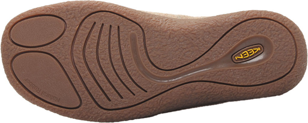 Women's KEEN Howser Wrap Clog, Brown Felt/Plaid, large, image 6