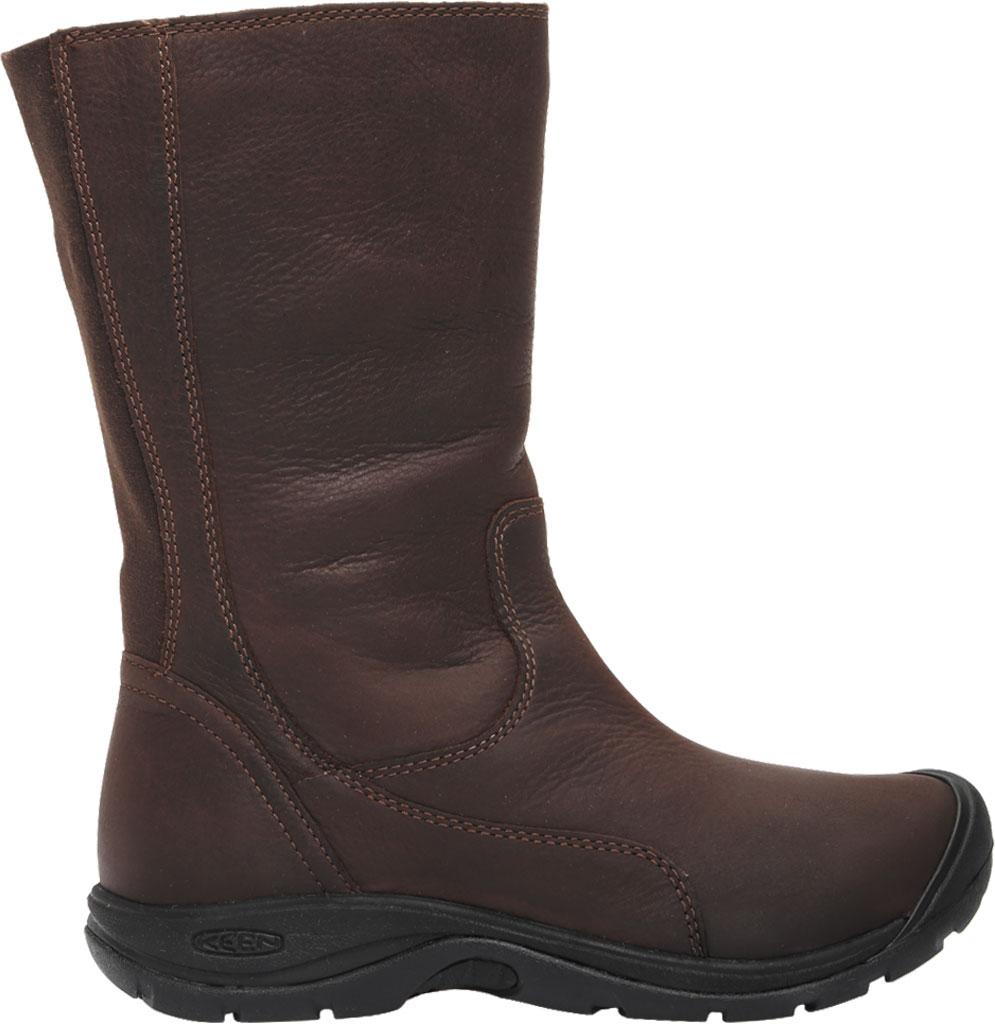 Women's KEEN Presidio II Tall Boot, Chestnut/Mulch, large, image 2
