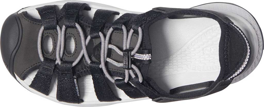 Women's Keen Astoria West Fisherman Sandal, Black/Grey, large, image 3