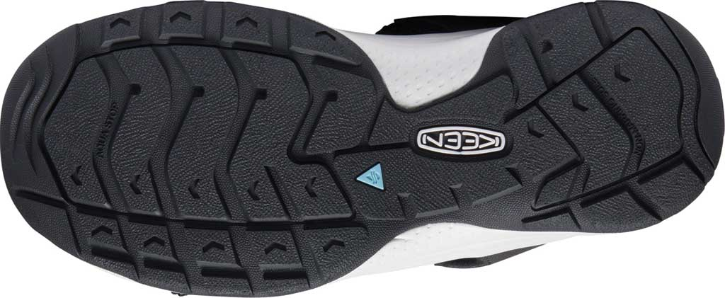 Women's Keen Astoria West Fisherman Sandal, Black/Grey, large, image 4