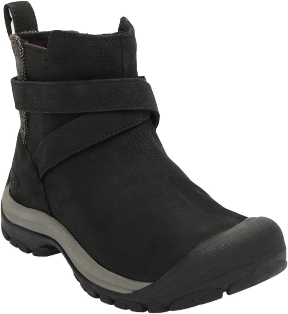 Women's KEEN Kaci II Winter Pull On Boot, Black/Steel Grey, large, image 1