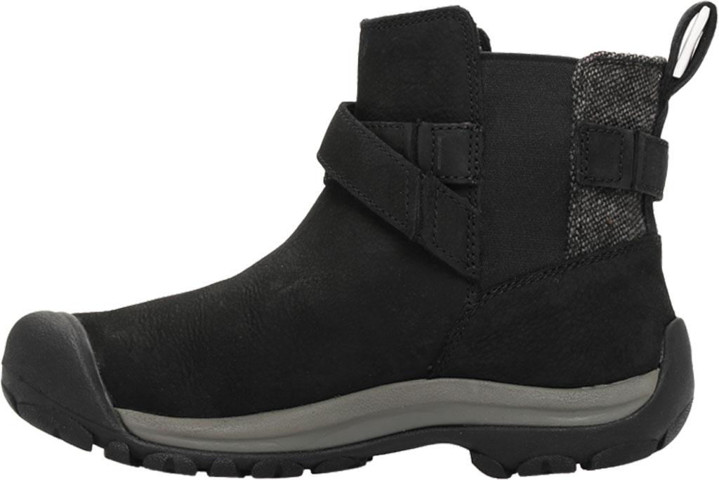 Women's KEEN Kaci II Winter Pull On Boot, Black/Steel Grey, large, image 3