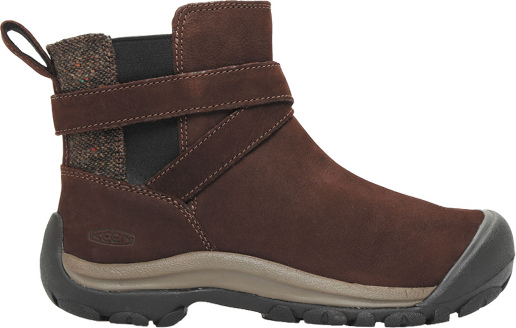 Women's Keen Kaci II Winter Pull On Boot, Chestnut/Canteen, large, image 2