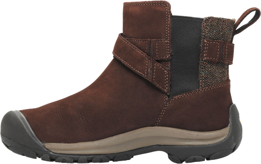 Women's Keen Kaci II Winter Pull On Boot, Chestnut/Canteen, large, image 3