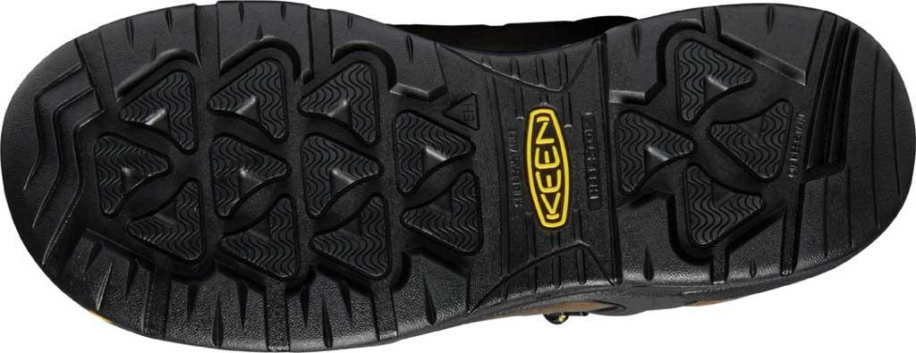 "Men's KEEN Utility Dover 8"" 600G Waterproof Work Boot, Dark Earth/Black Leather, large, image 4"