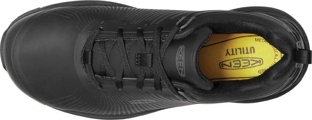 Men's KEEN Utility Sparta XT Aluminum Toe Work Boot, Black/Black Synthetic, large, image 3
