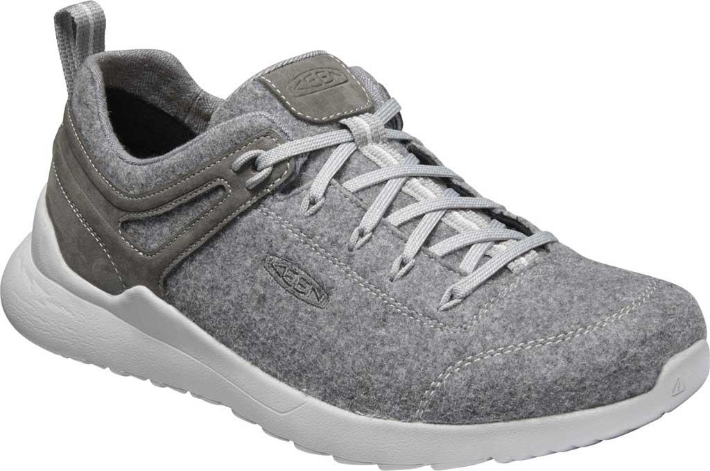 Men's KEEN Highland Arway Sneaker, Steel Grey/Drizzle, large, image 1