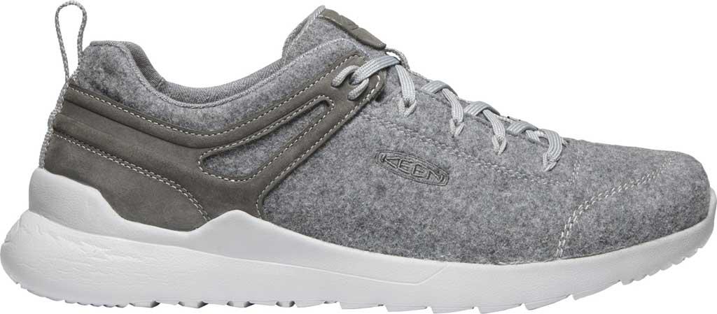 Men's KEEN Highland Arway Sneaker, Steel Grey/Drizzle, large, image 2