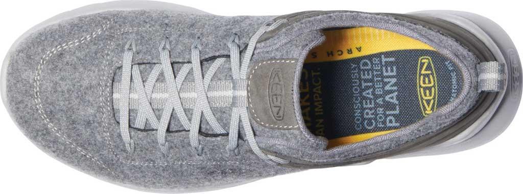 Men's KEEN Highland Arway Sneaker, Steel Grey/Drizzle, large, image 3