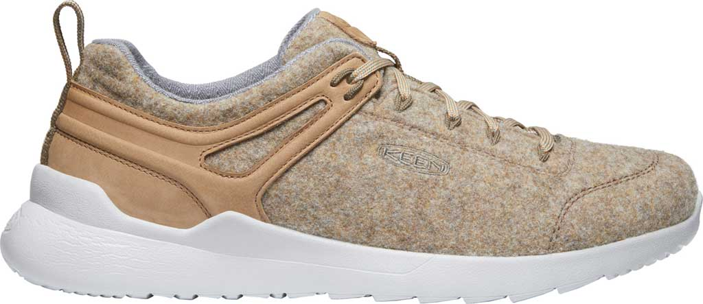 Men's KEEN Highland Arway Sneaker, Taupe/Plaza Taupe, large, image 2