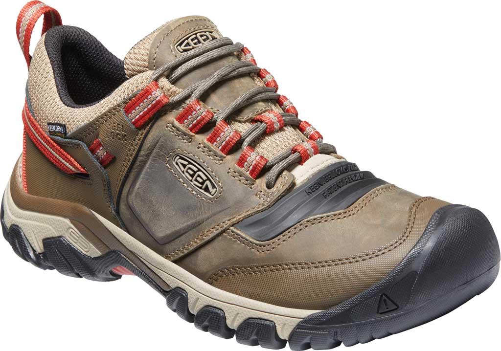 Men's Keen Ridge Flex Waterproof Hiking Sneaker, , large, image 1