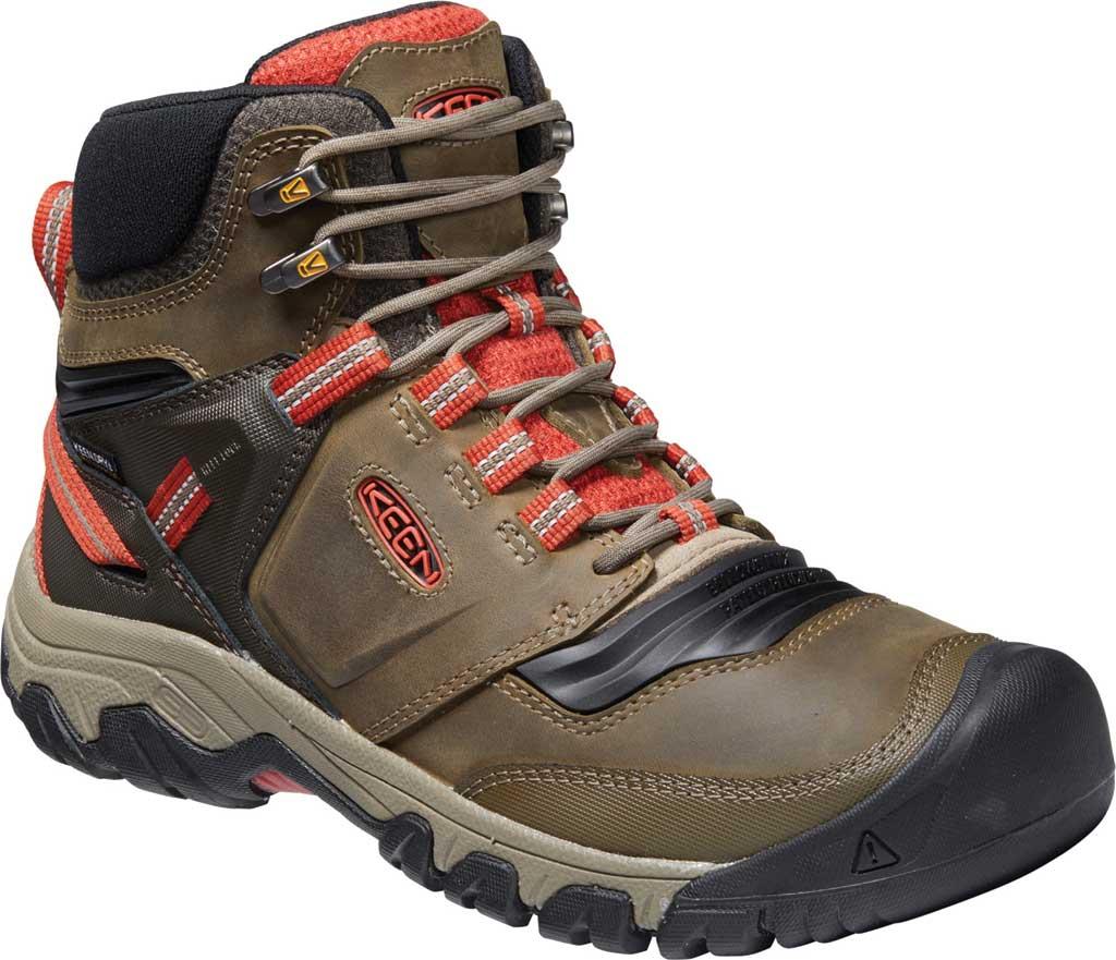 Men's Keen Ridge Flex Mid Waterproof Hiking Boot, , large, image 1