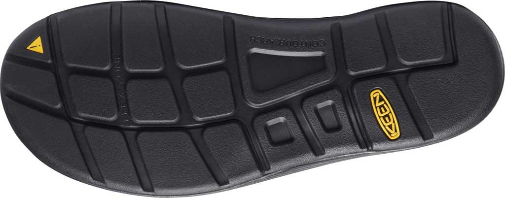 Men's Keen Uneek Closed Toe Sandal, Black, large, image 4