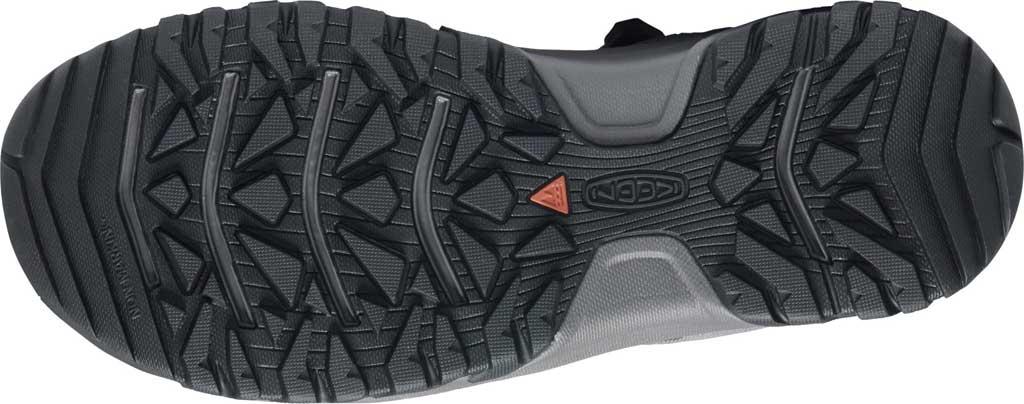 Men's Keen Targhee III H2 Waterproof Hiking Sandal, Steel Grey/Evening Primrose, large, image 4