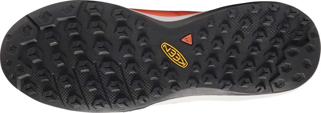 Women's Keen Tempo Flex Waterproof Hiking Sneaker, Nectarine/Dubarry, large, image 4