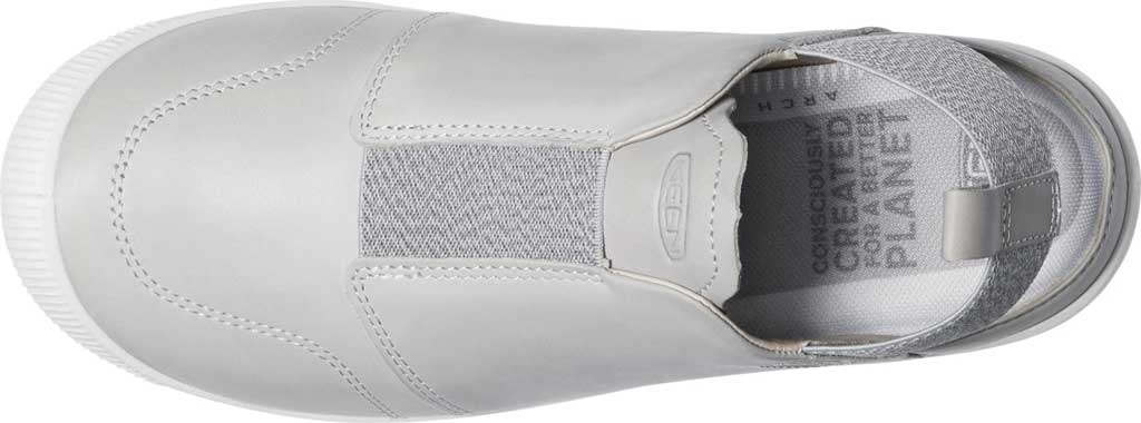 Women's Keen Lorelai II Slip On Sneaker, Vapor/Steel Grey, large, image 3