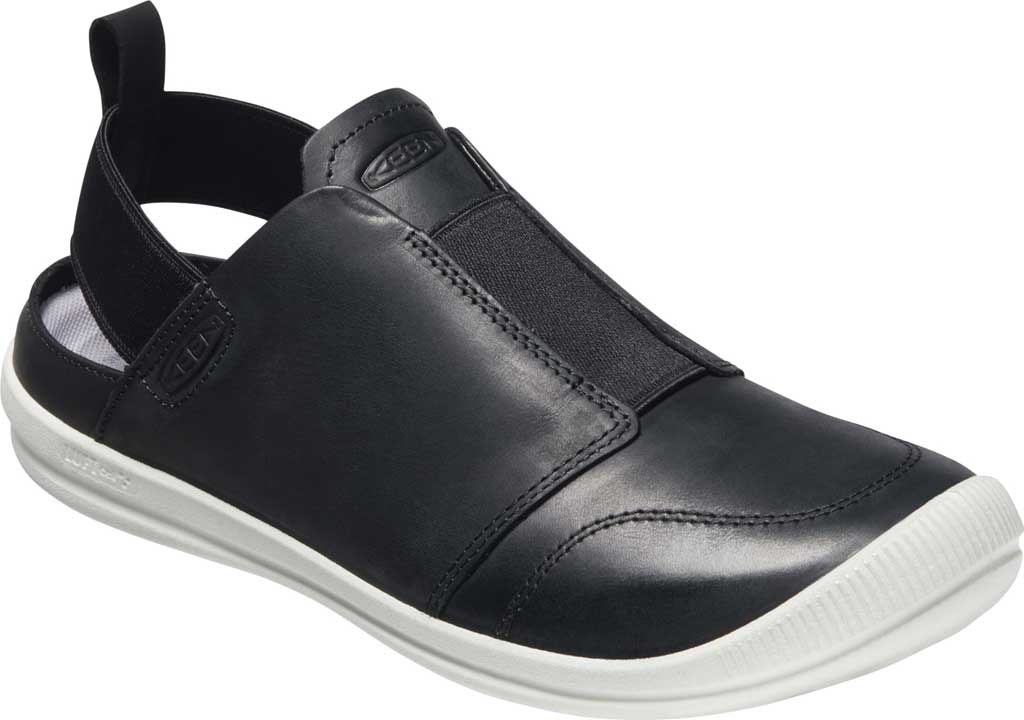 Women's Keen Lorelai II Slip On Sneaker, Black/Black Iris, large, image 1