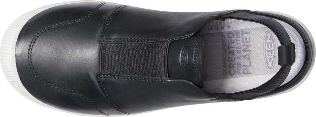 Women's Keen Lorelai II Slip On Sneaker, Black/Black Iris, large, image 3