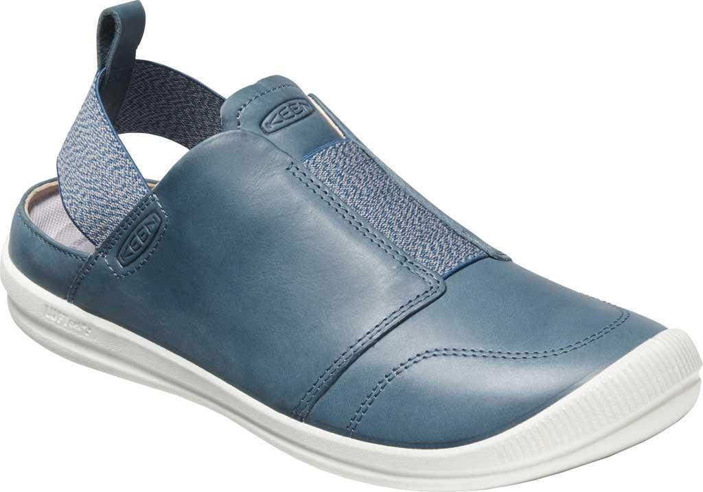Women's Keen Lorelai II Slip On Sneaker, Bluestone/Drizzle, large, image 1