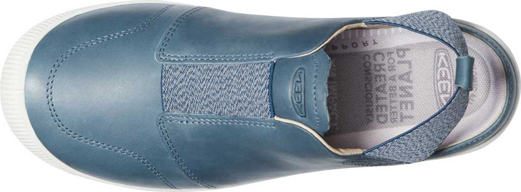 Women's Keen Lorelai II Slip On Sneaker, Bluestone/Drizzle, large, image 3