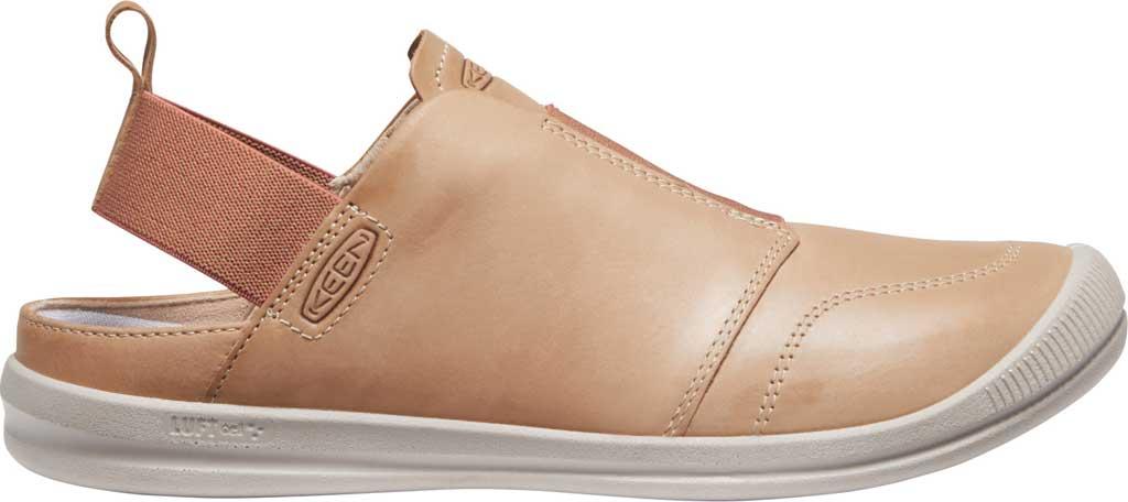 Women's Keen Lorelai II Slip On Sneaker, Tan/Brick Dust, large, image 2