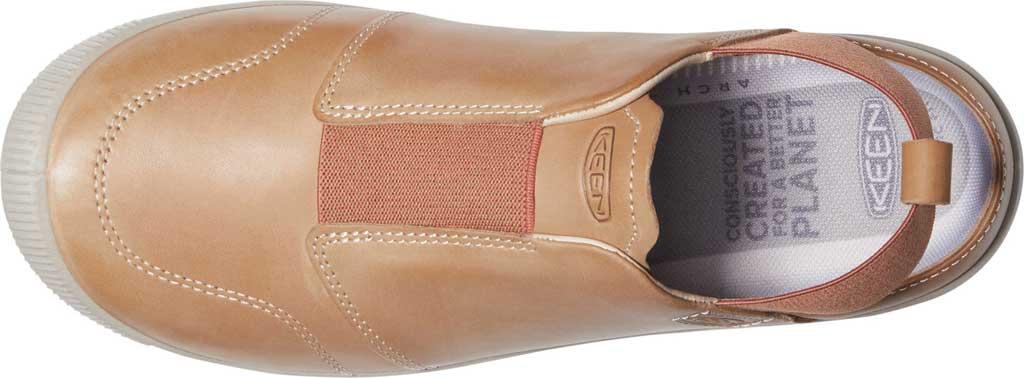 Women's Keen Lorelai II Slip On Sneaker, Tan/Brick Dust, large, image 3