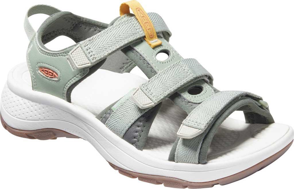 Women's Keen Astoria West Active Sandal, Desert Sage/Castor Grey, large, image 1