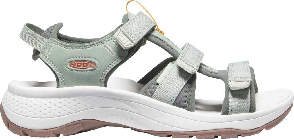 Women's Keen Astoria West Active Sandal, Desert Sage/Castor Grey, large, image 2