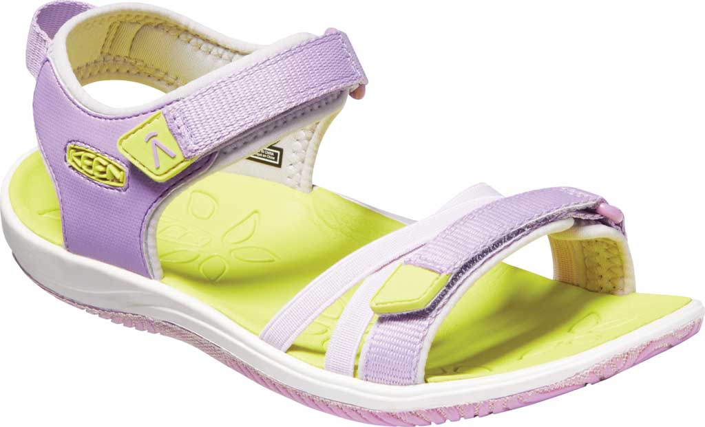 Children's Keen Verano Active Sandal - Big Kid, African Violet/Evening Primrose, large, image 1