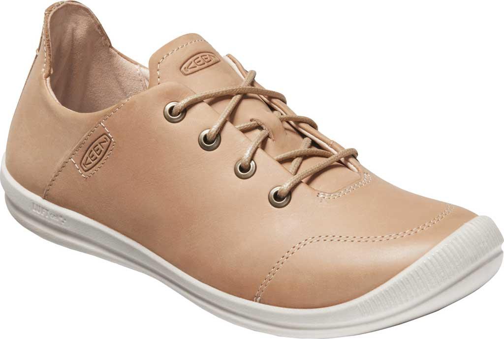 Women's Keen Lorelai II Sneaker, Tan/Brick Dust, large, image 1