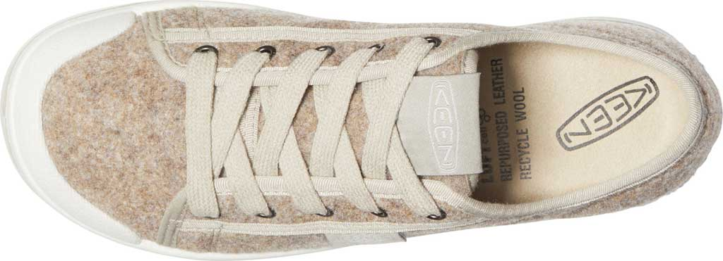 Women's Keen Elsa Lite Sneaker, Taupe Felt/Silver Birch, large, image 4