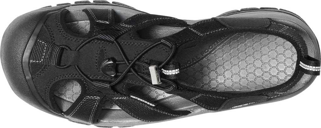 Men's Keen Venice H2 Hiking Sandal, Black, large, image 3