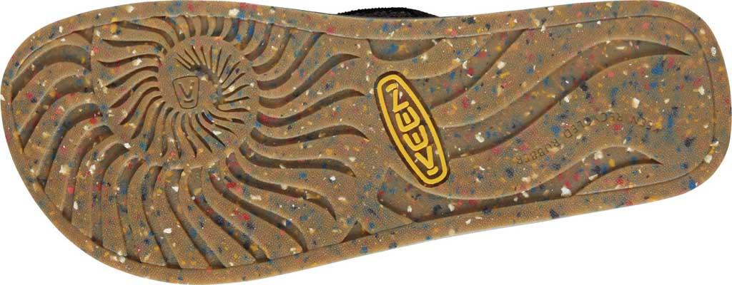 Women's Keen Harvest Flip Flop, Black/Multicolor, large, image 4