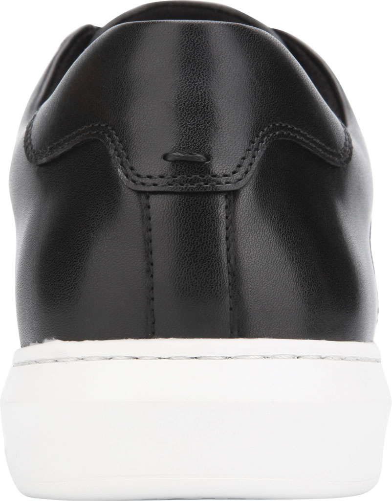 Men's Kenneth Cole New York Liam Sneaker, Black Leather, large, image 4