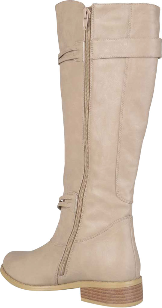 Women's Journee Collection Harley, Brown, large, image 4