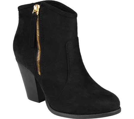 Women's Journee Collection Link High Heel Ankle Boot, , large, image 1
