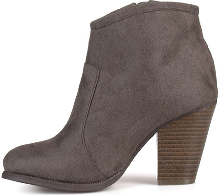 Women's Journee Collection Link High Heel Ankle Boot, , large, image 2