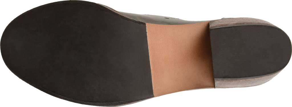 Women's Journee Collection Ulima Ankle Bootie, Grey Leather, large, image 6