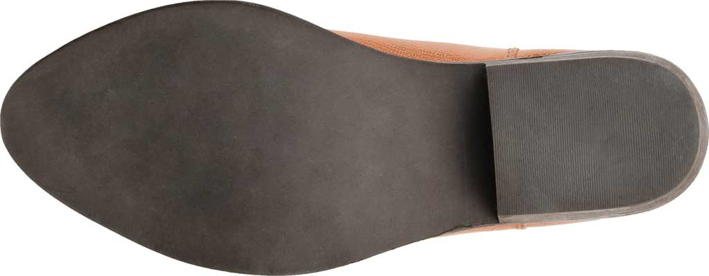 Women's Journee Collection Carmela Ankle Bootie, Tan Leather, large, image 6