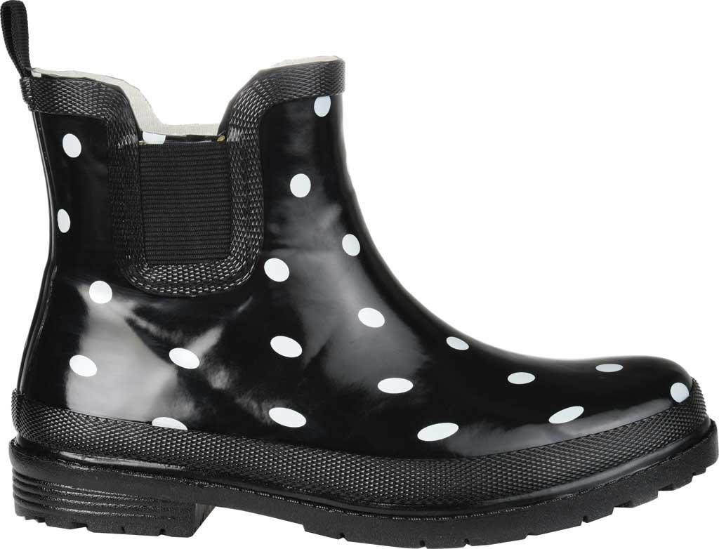 Women's Journee Collection Tekoa Rain Boot, Dot Rubber, large, image 2