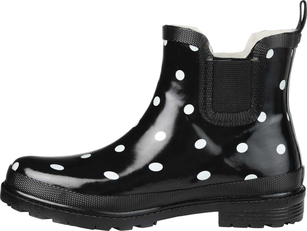 Women's Journee Collection Tekoa Rain Boot, Dot Rubber, large, image 3