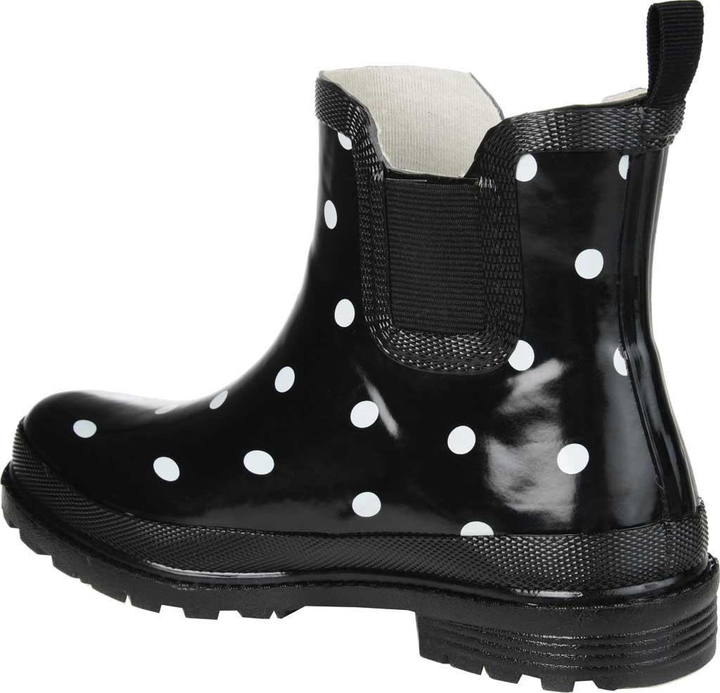Women's Journee Collection Tekoa Rain Boot, Dot Rubber, large, image 4