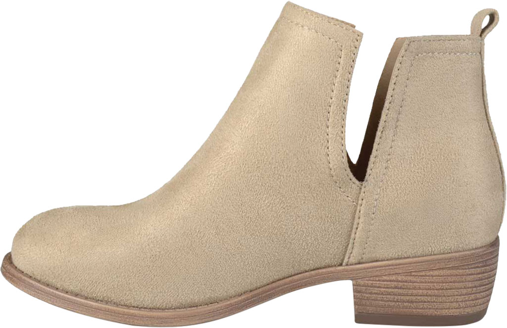 Women's Journee Collection Rimi Ankle Bootie, , large, image 3