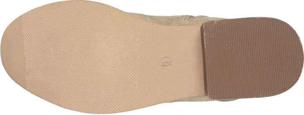 Women's Journee Collection Mount Over The Knee Boot, Taupe Faux Suede, large, image 6