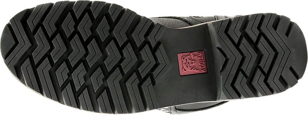 "Men's Kodiak Magog 6"" Work Boot, Black Leather, large, image 3"