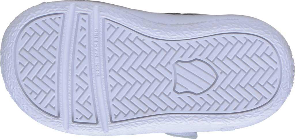 Infant K-Swiss Classic VN VLC Sneaker, White/White, large, image 4
