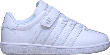 Children's K-Swiss Classic VN Adjustable Strap Sneaker, , large, image 1