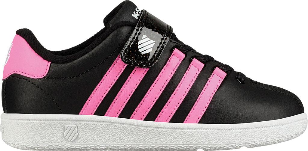 Children's K-Swiss Classic VN Adjustable Strap Sneaker, , large, image 2